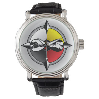 Peace-Builder Time-Keeper Watch