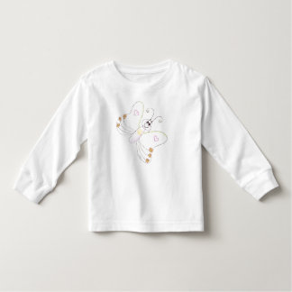 Peace Butterfly hearts flowers Shirt