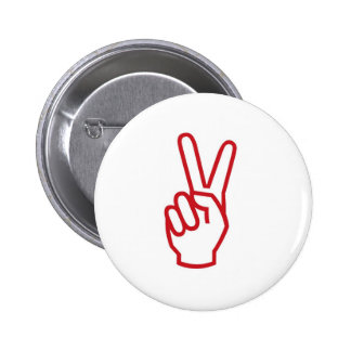 Peace 2 Inch Round Button