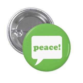 """peace!"" button"