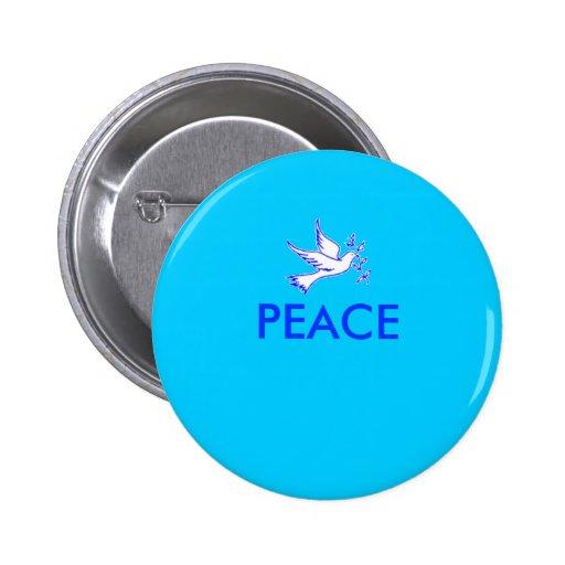 PEACE BUTTON