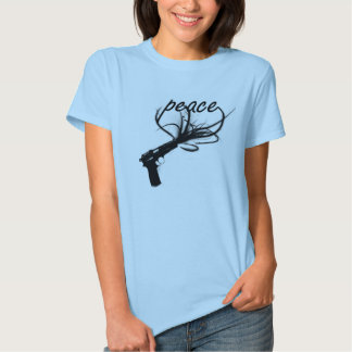peace by design Ladies Shirt