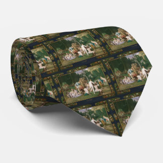 Peace by Pierre Puvis de Chavannes Tie