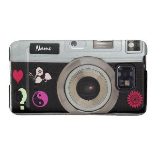 Peace Camera Case Galaxy S2 Cases