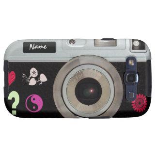 Peace Camera Case Samsung Galaxy S3 Cases