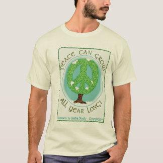 Peace Can Grow T-Shirt