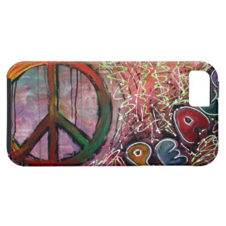Peace iPhone 5 Covers