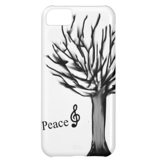 Peace Cover For iPhone 5C