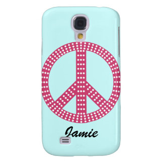 Peace Galaxy S4 Cover