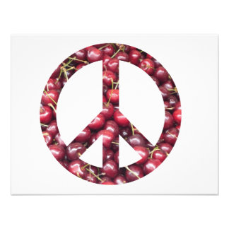 Peace Cherrys Invite