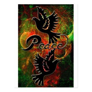 PEACE ~ CHRISTMAS.jpg Postcard