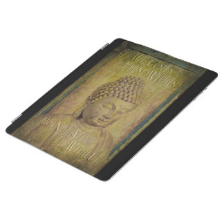 Peace Comes from Within Buddha Quote iPad Smart Cover