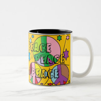 peace connections Mug
