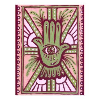 Peace & Contentment Postcard