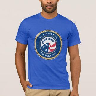 Peace Corps Universal Rope Shield T-Shirt