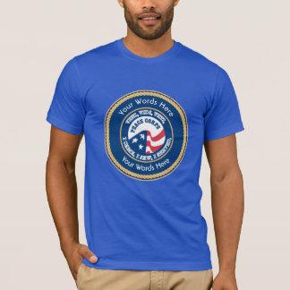 Peace Corps VVV Universal Shield T-Shirt