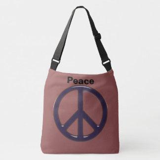 Peace Crossbody Bag