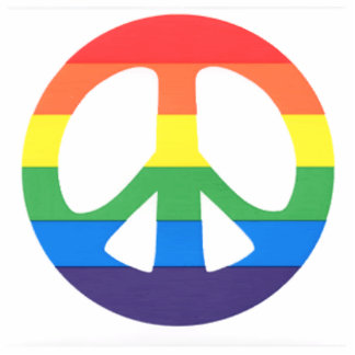 Peace!!! Cut-Out Cut Outs