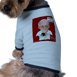 Peace de papa en Obama Camiseta Con Mangas Para Perro