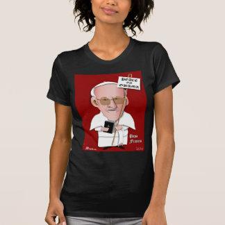 Peace de papa en Obama Playera
