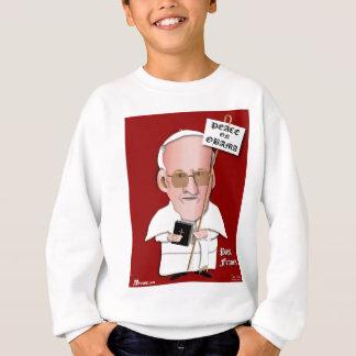 Peace de papa en Obama Sudadera