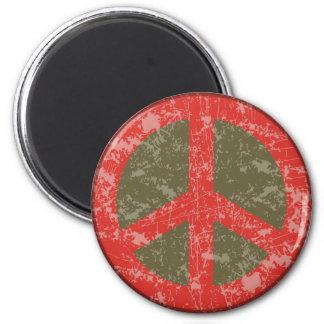 Peace de Resistance Imán Redondo 5 Cm