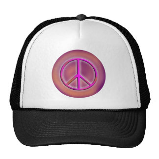 Peace Design 4 Trucker Hat