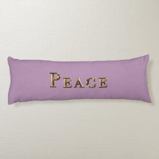 Peace Design Body Pillow
