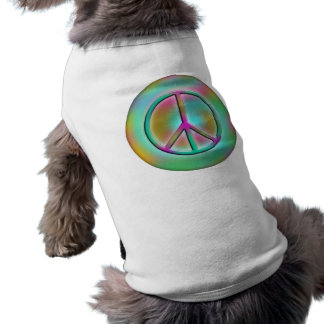 Peace design for your dog T-Shirt