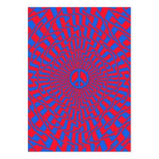 """""""Peace Dimension"""" Chubby Card"""