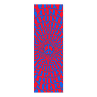 Peace Dimension - Skinny Card