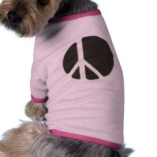 Peace Dog Doggie T-shirt