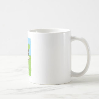 Peace Dog - Paw of Attraction Coffee Mugs