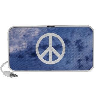 Peace Doodle Speaker