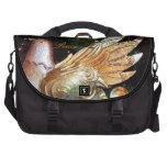 Peace Dove beautiful winter laptop bag