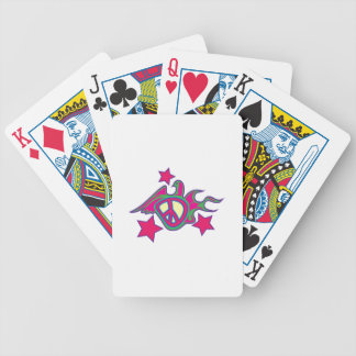 Peace Dove Bicycle Poker Deck