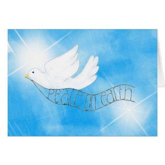 peace dove cards