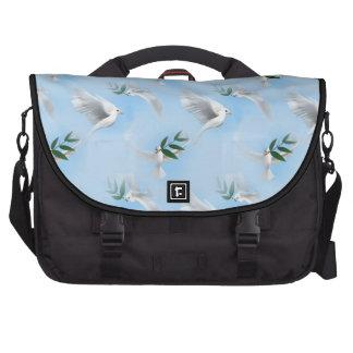 Peace Dove Commuter Bag