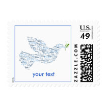 Peace Dove Gifts Postage