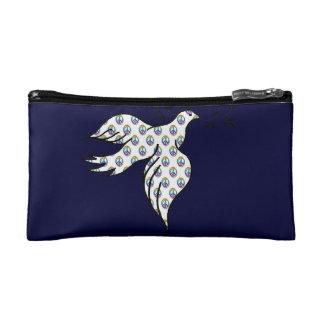 Peace Dove Makeup Bag