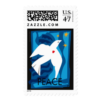 Peace Dove Postage