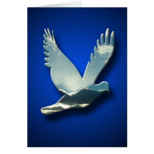 Peace Dove Sympathy Card