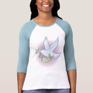 Peace Dove T Shirts