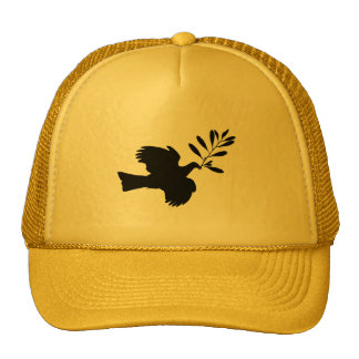Peace Dove Trucker Hat