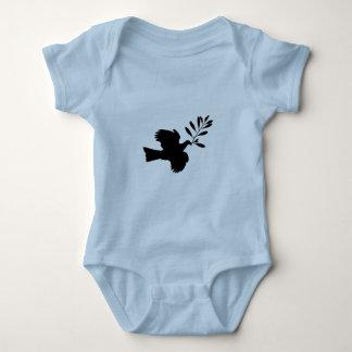 Peace Dove Infant Creeper