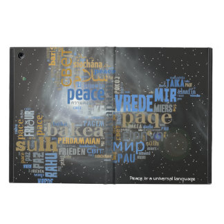 Peace Dove Universal iPad Case