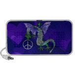 Peace Dragon Portable Speaker