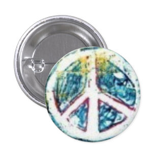 Peace Dude! Pinback Button