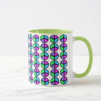 Peace Everywhere Mug