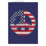 Peace-Flag-dist Card